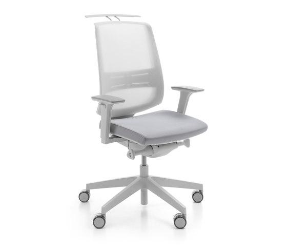 LightUp 230SFL di PROFIM | Sedie ufficio
