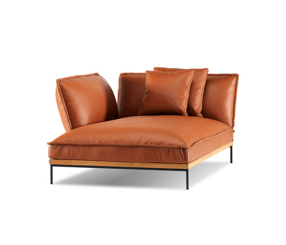 Jord Chaiselongue di Fogia | Chaise longue