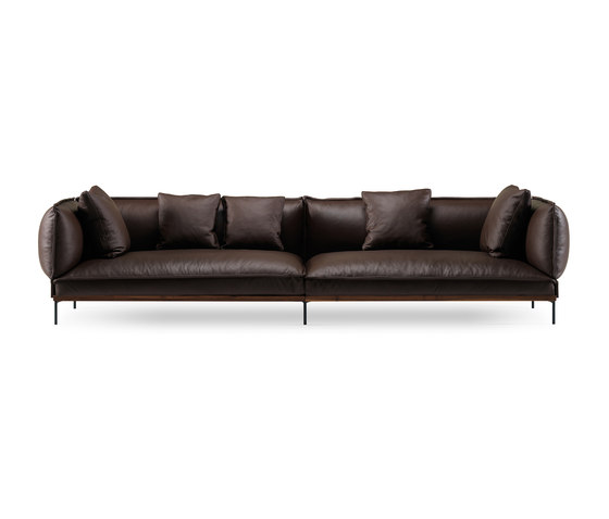 Jord Sofa 2,5 seater with armrests by Fogia | Sofas