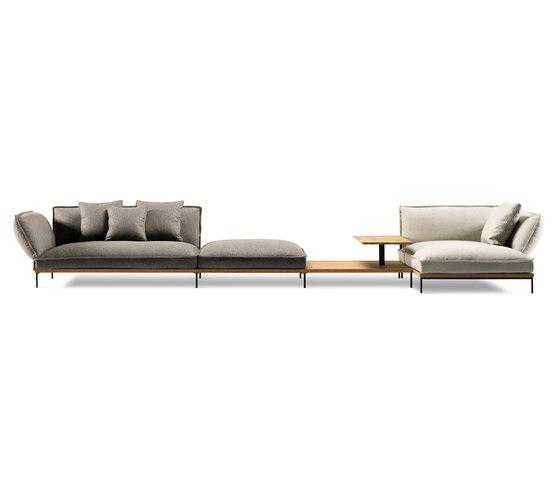 Jord (sofa system) di Fogia | Divani