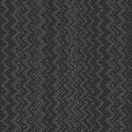 Missoni Zigzag Black by Bolon | Wall-to-wall carpets