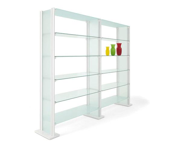 BACKUP GLASS von Diemmebi | Regale