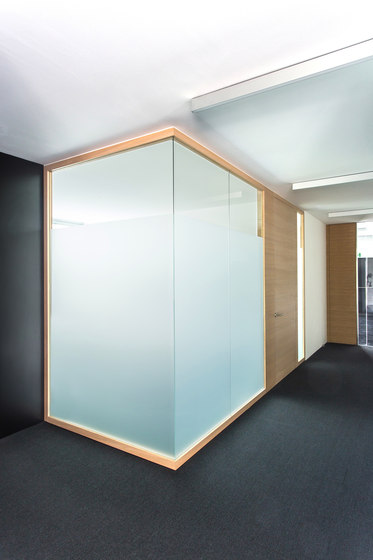 Wallen | The Wooden Wall by Adotta Italia | Wall partition systems