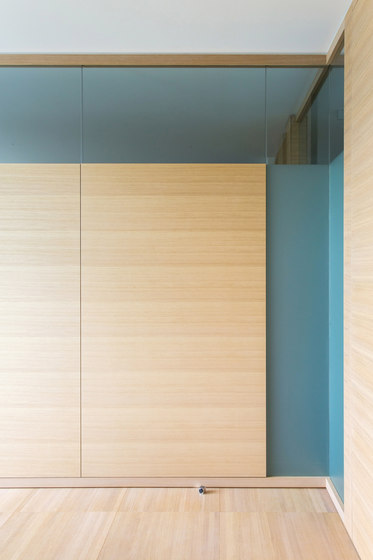 Wallen | The Wooden Wall by Adotta Italia | Sound absorbing architectural systems