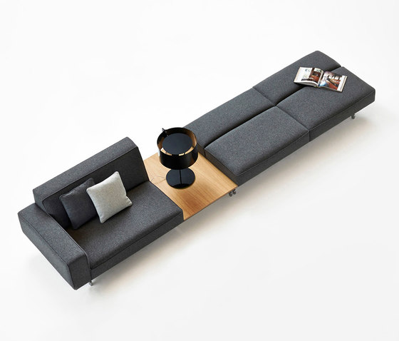 Bomba Sofa de Schiavello International Pty Ltd | Canapés d'attente