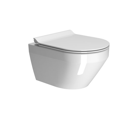 Kube 50/F |WC by GSI Ceramica | Toilets