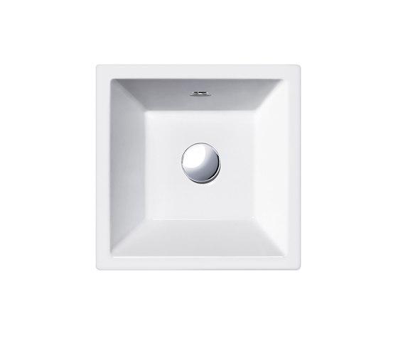 Kube 37/TI |Washbasin by GSI Ceramica | Wash basins