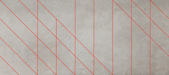 Matrice Trama 2 D2 by FLORIM | Ceramic tiles
