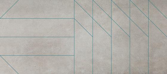 Matrice Trama 2 D3 by FLORIM | Ceramic tiles