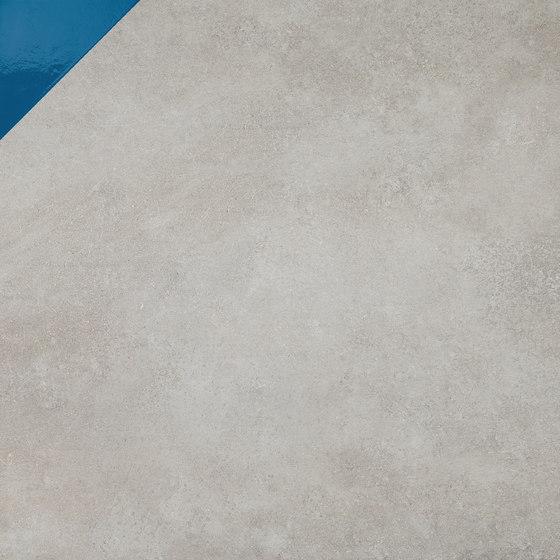 Matrice Trama 3 F4 Azzuro by FLORIM | Ceramic tiles