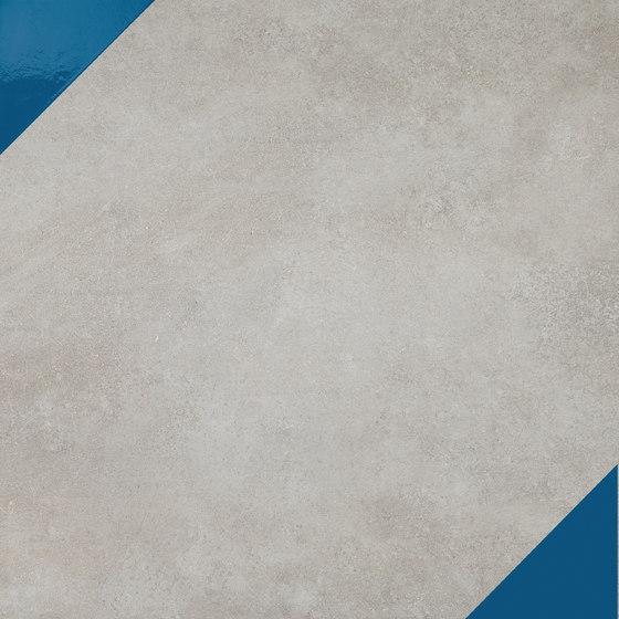 Matrice Trama 3 F5 Azzuro di FLORIM | Piastrelle ceramica