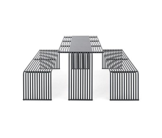 ZEROQUINDICI.015 TABLE de Diemmebi | Mesas y bancos