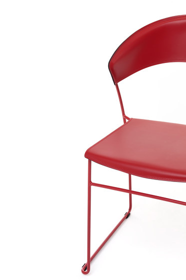 Juliette stackable chair by Baleri Italia | Chairs