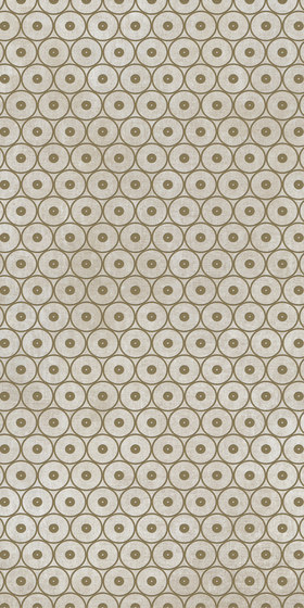 Tesori Anelli Decoro Bronzo by Cedit by Florim | Ceramic tiles