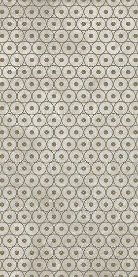 Tesori Anelli Grigio Decoro Bronzo by FLORIM | Ceramic tiles