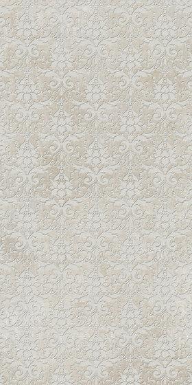 Tesori Broccato Bianco Decoro Semplice by Cedit by Florim | Ceramic tiles