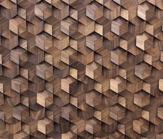 Walnut Veneer de Architectural Systems | Chapas