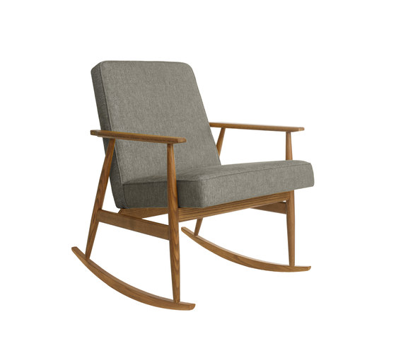 Fox Rocking Chair di 366 Concept | Poltrone lounge