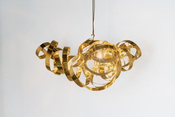 Montone Chandelier triangle de Jacco Maris | Suspensions