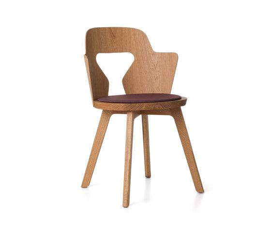 Stammplatz chair von Quodes | Restaurantstühle
