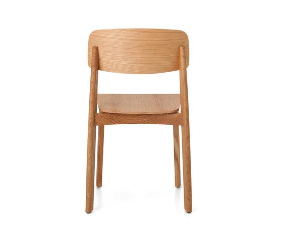 Stone chair von Quodes | Restaurantstühle