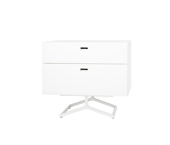 Satellite bedside cabinets von Quodes | Nachttische