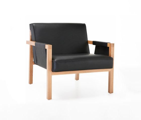 Toro Badjo Sofa | One Seater by Schiavello International Pty Ltd | Armchairs