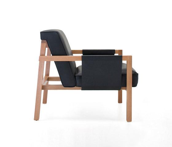 Toro Badjo Sofa | One Seater by Schiavello International Pty Ltd | Lounge chairs