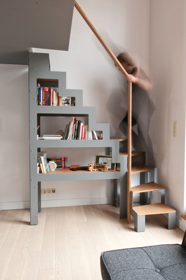 Libro | Staircase by Jo-a | Staircase systems