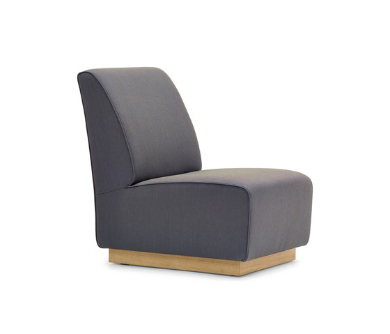 Slipper Chair di VS | Poltrone lounge