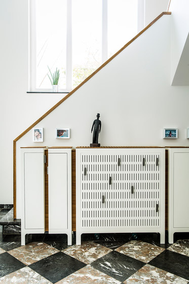 Pô | Lockers von Jo-a | Sideboards / Kommoden