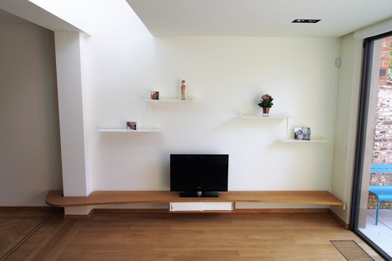 Suspension | TV stand by Jo-a | Multimedia sideboards