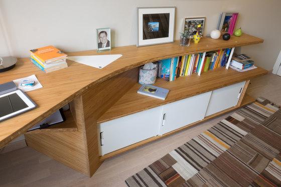 Suspension   Desk by Jo-a   Desks