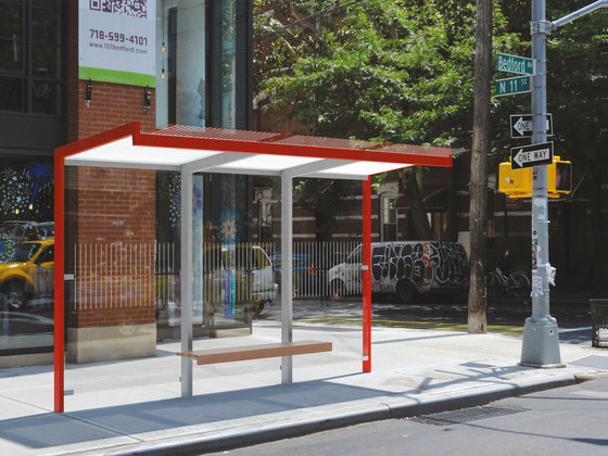 geomere | Bus stop shelter by mmcité | Bus stop shelters