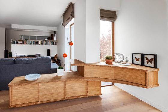 Curve Wood | Sideboard by Jo-a | Sideboards