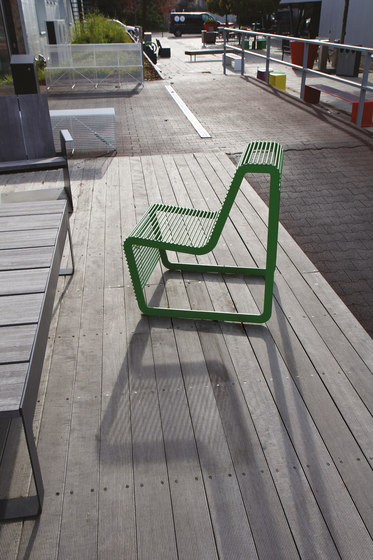 limpido | Park bench by mmcité | Benches