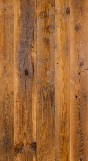 """Reclaimed Pine, Engineered, 5"""" width by Architectural Systems 