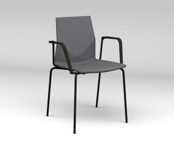 Four®Cast2 Four upholstery de Four Design | Sillas de visita