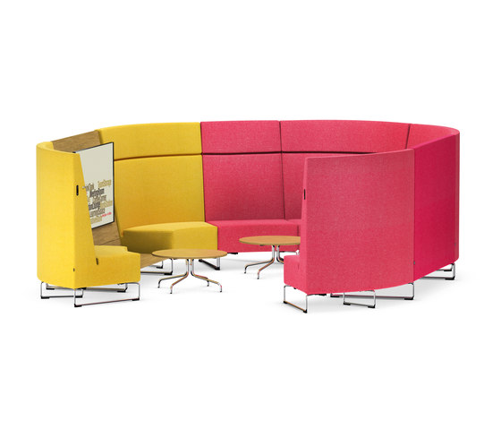 Lounge HiBack by VS | Sofas