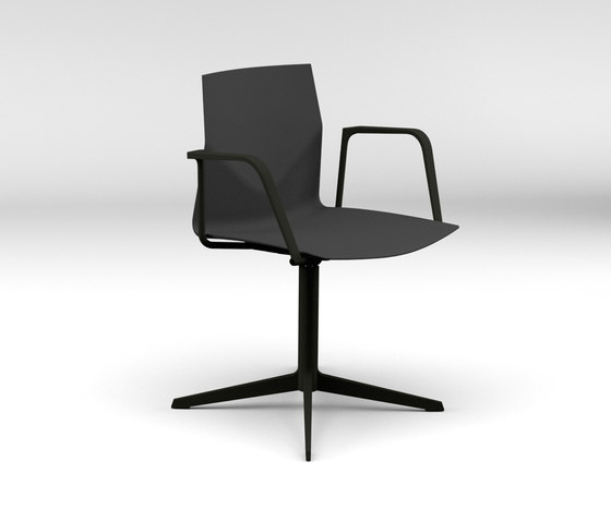 Four Cast® Evo armchair de Four Design | Sillas