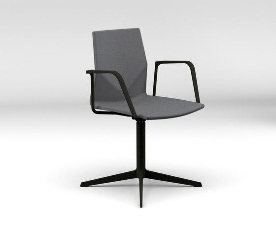 Four Cast® Evo upholstery de Four Design   Sillas