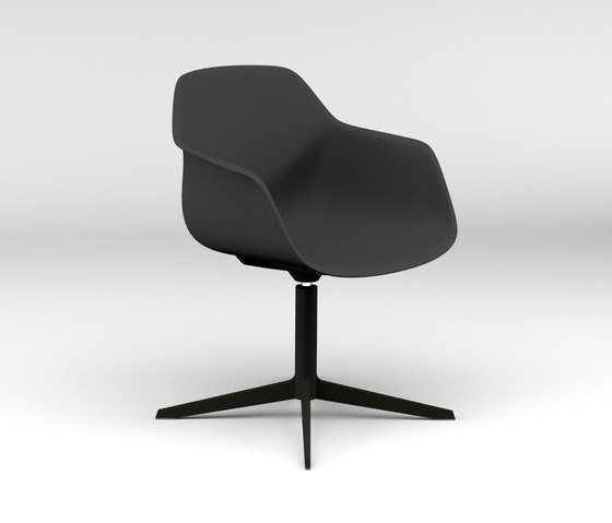 Four Me® Lounge de Four Design | Sillas