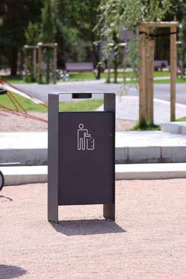 radium | Litter bin di mmcité | Waste baskets