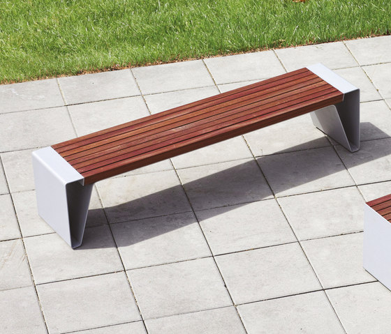 radium | Park bench by mmcité | Benches