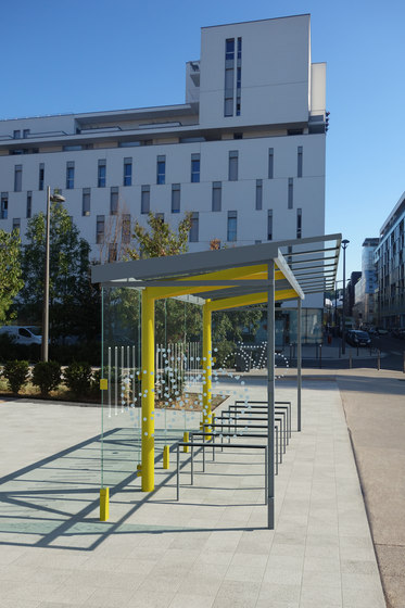 regio velo   Bicycle shelter by mmcité   Bicycle shelters