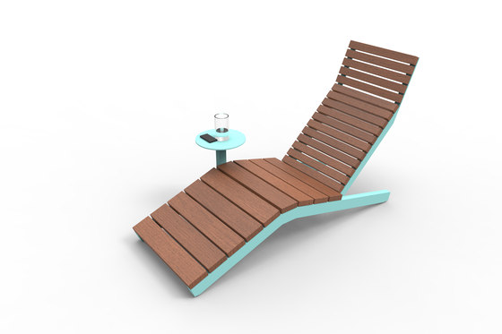 rivage smart | Lounger by mmcité | Chairs