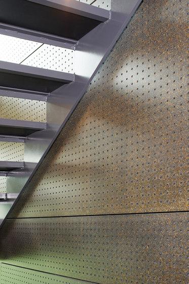 Cemspan Cemcolor di Swisspearl | Pannelli per pareti