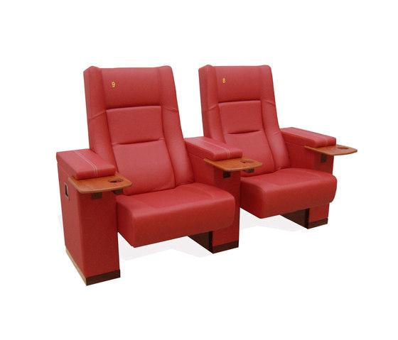 Comfort Rimini VIP by Caloi by Eredi Caloi | Cinema seating