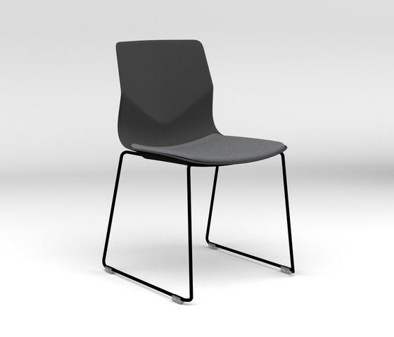 Four Sure® 88 upholstery de Four Design | Sillas