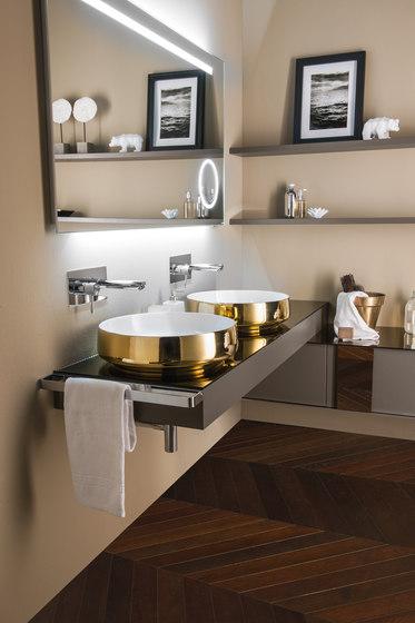 Qamar lavabos de inda architonic for Tre stelle arreda catalogo